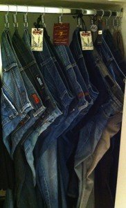 jeans-organizing