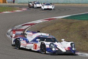 WEC 6 Hours of Shanghai
