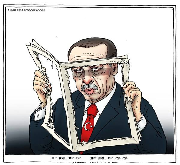 ERDOGAN PRESS