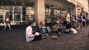 German Homeless