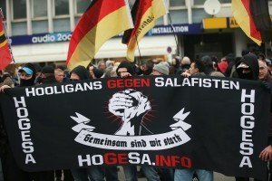 Multiple extremist demonstrations in Wuppertal