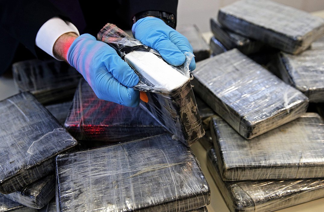 Αποτέλεσμα εικόνας για εμπόριο κοκαΐνης