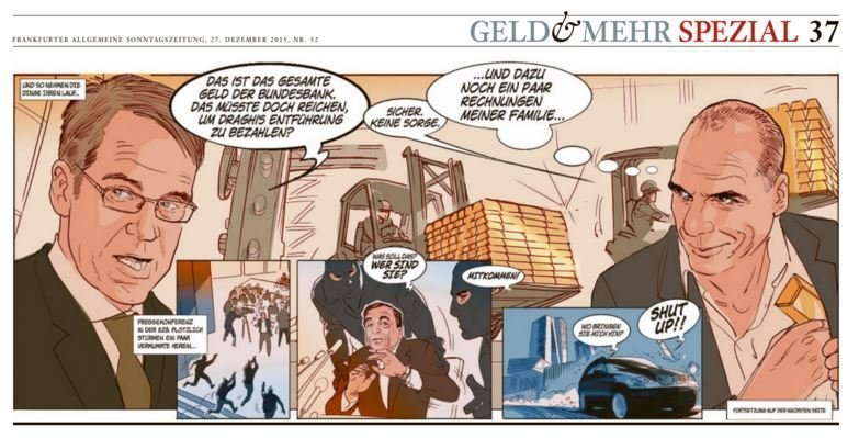 Varoufakis Comic