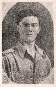 Ο Ανδρέας Λοΐζου, Ένας Από Τους Τραυματισθέντες Μεταλλωρύχους, Υπήρξε Εθελοντής Στον Β΄ Παγκόσμιο Πόλεμο