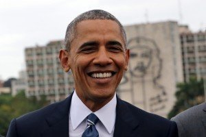 Trip of US President Barack Obama to Cuba