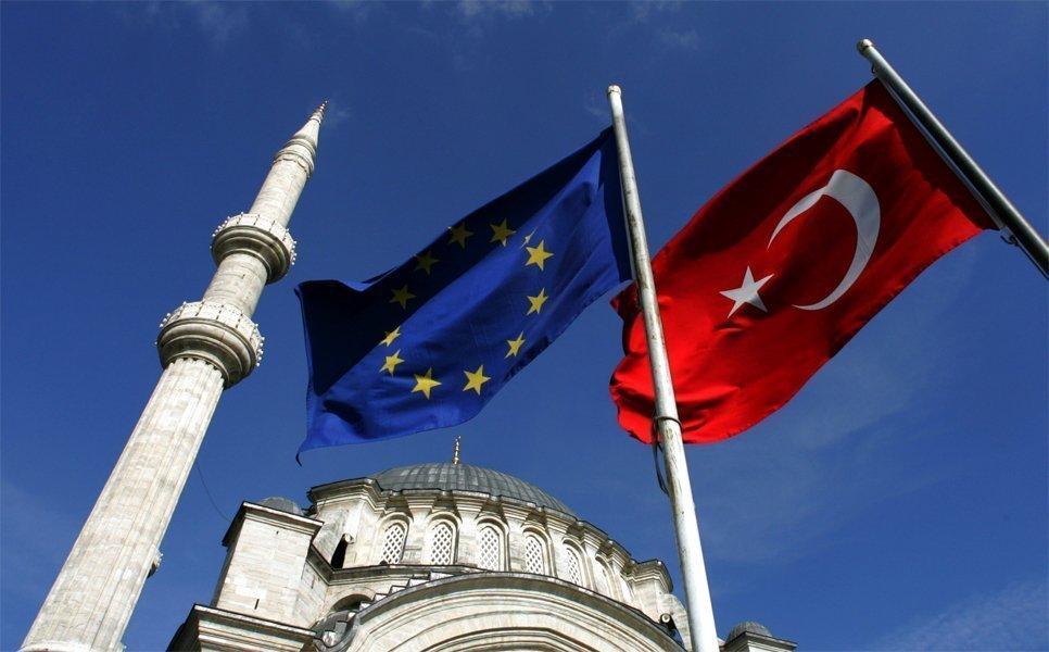 Αποτέλεσμα εικόνας για διολισθαινει η Τουρκία, σύμφωνα με Έκθεση της Κομισιόν