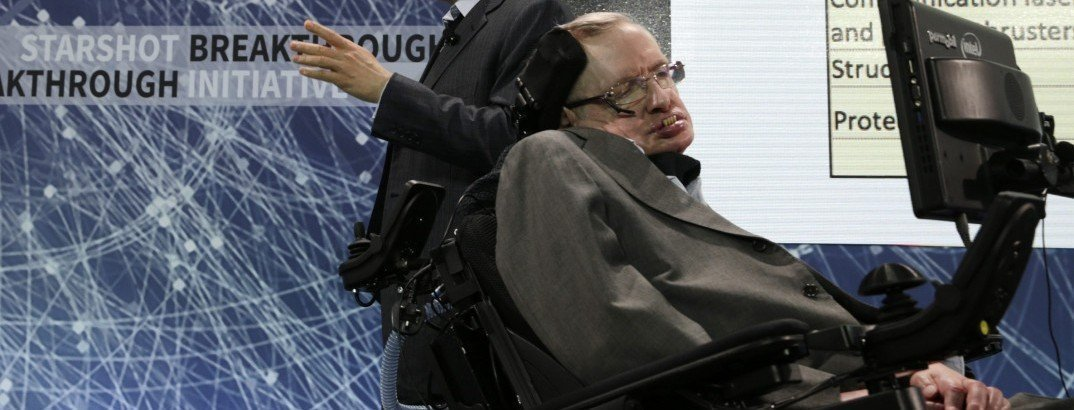 Yuri Milner and Stephen Hawking announce new Space Exploration Initiative