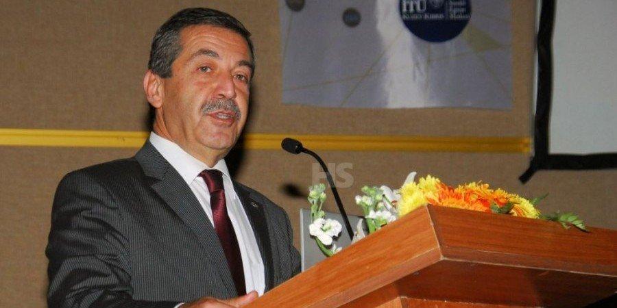 O Ακιντζί «αναγνωρίζει» την Κυπριακή Δημοκρατία