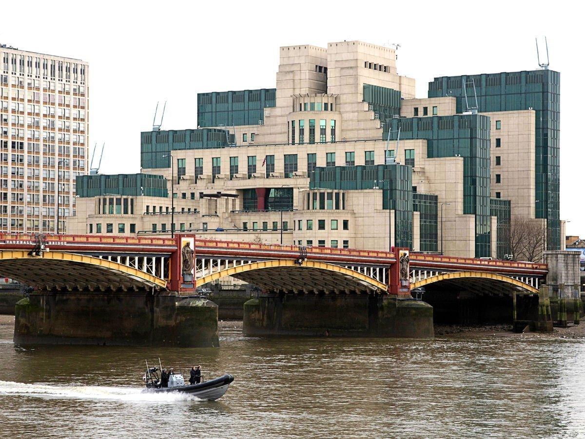 Αποτέλεσμα εικόνας για βρετανική ΜΙ5