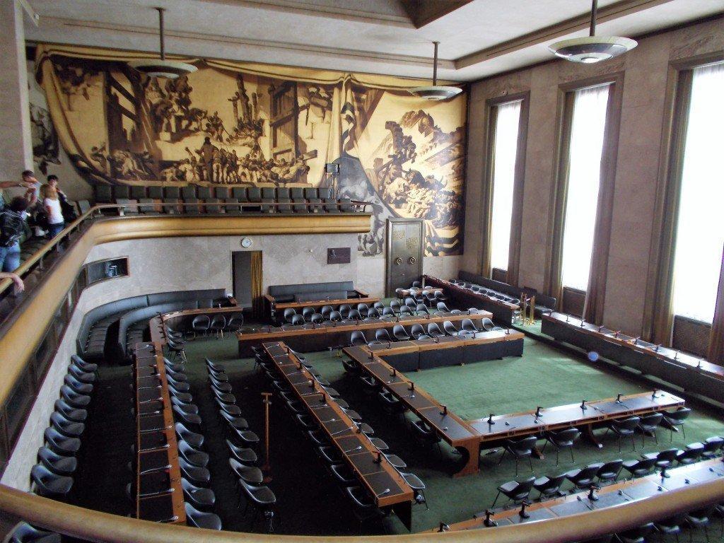 Council Chamber UN GEneva