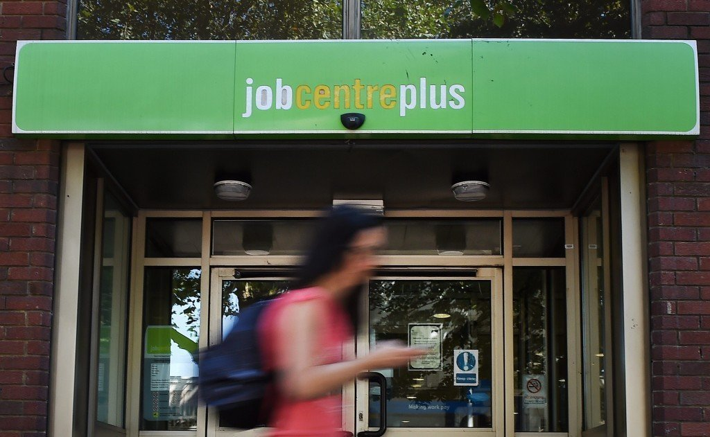 Στο 4,8% το ποσοστό ανεργίας στη Βρετανία