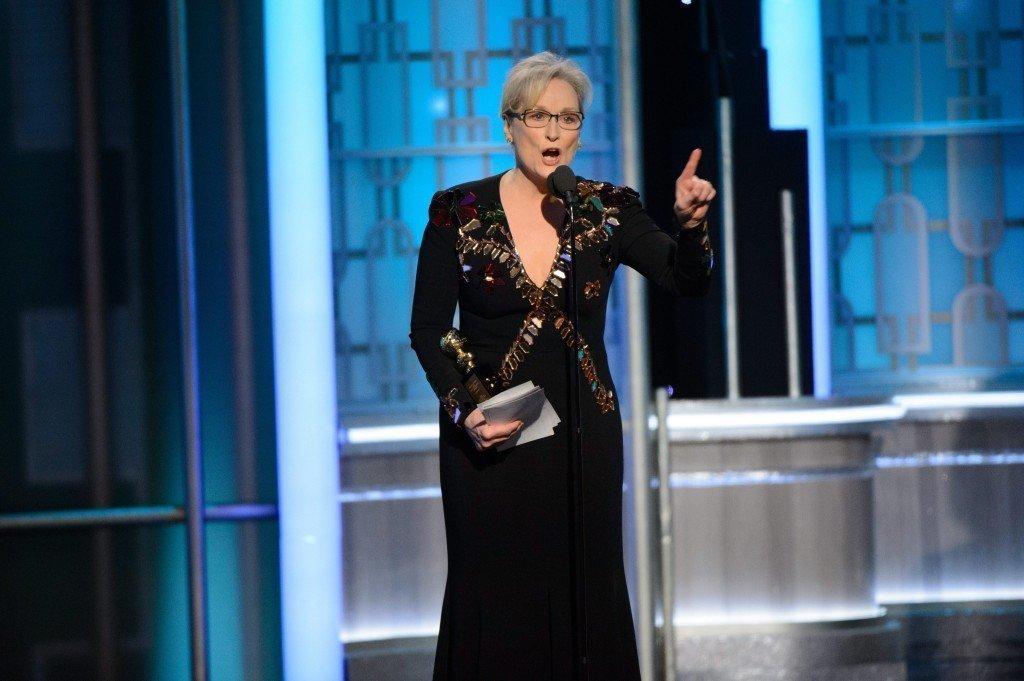 Ceremony - 74th Golden Globe Awards