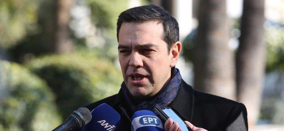Συζήτηση με Γκουτέρες-Γιούνκερ για Κυπριακό είχε ο Τσίπρας