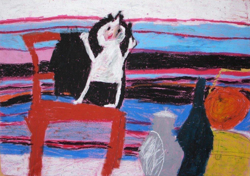 Νέοι ποιητές στον Ορίζοντα (2): Ελένη Χανδριώτου