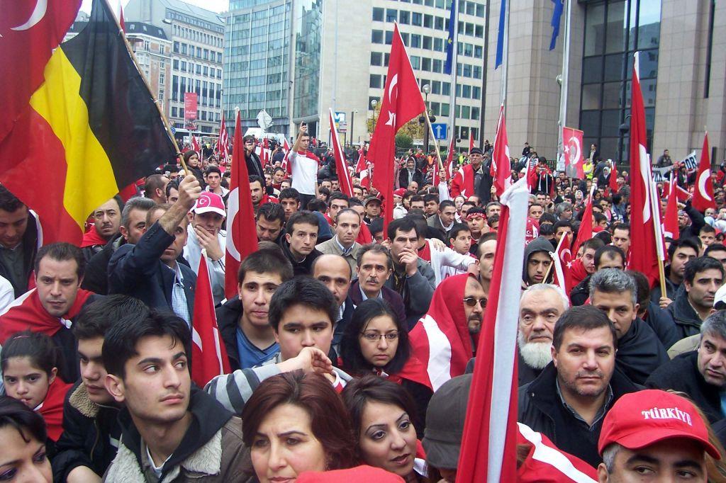 TURKS-BELGIUM Τάσεις φυγής Τούρκων πολιτών από Βέλγιο