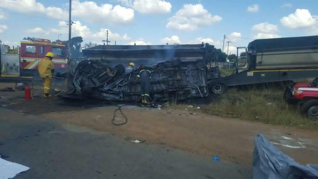 Ν.Αφρική: 20 μαθητές δημοτικού νεκροί σε δυστύχημα