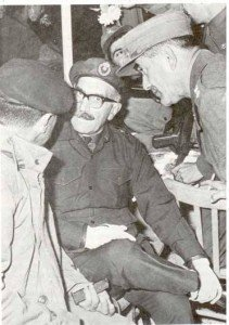 Ο Γρίβας σε δράση ως αρχηγός της ΑΣΔΑΚ