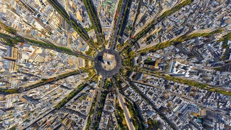 15 πόλεις από ψηλά όπως δεν τις έχετε ξαναδεί [ΦΩΤΟ]