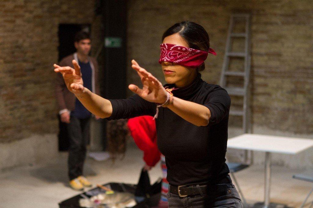 Δήμητρα Καλλίτση, Group Art Performance, Art Performance, Contributor Christina Georgiou, 2015