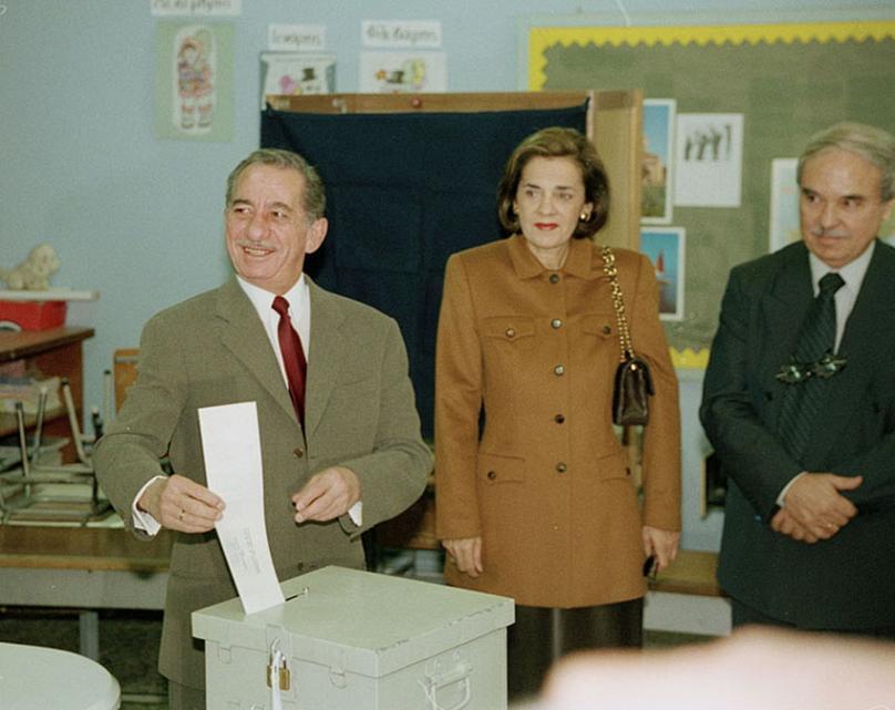 2003 tassos