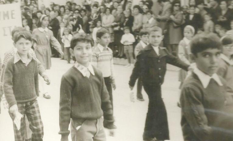 Ο Κ. Κακουλλής σε εκδήλωση στην Αμαλιάδα.