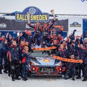 Hyundai - Rally Sweden-1