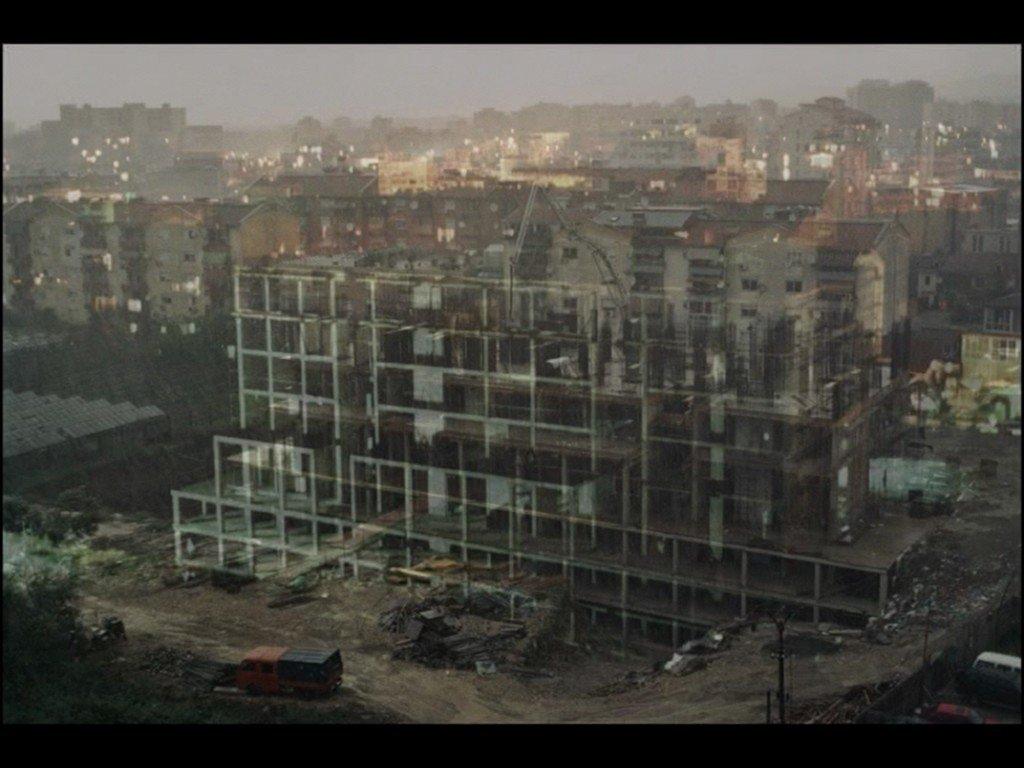 Leonard Qylafi 'Estate' video still 2007
