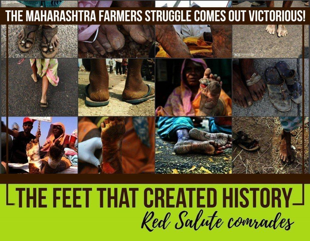 INDIA-CPIM-PEASANT-MARCH-Mar-2018-1024x796 Τα πόδια που έγραψαν ιστορία…