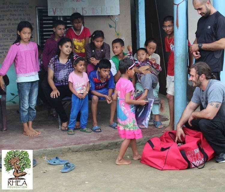 Από Τη Δράση Στο Νεπάλ