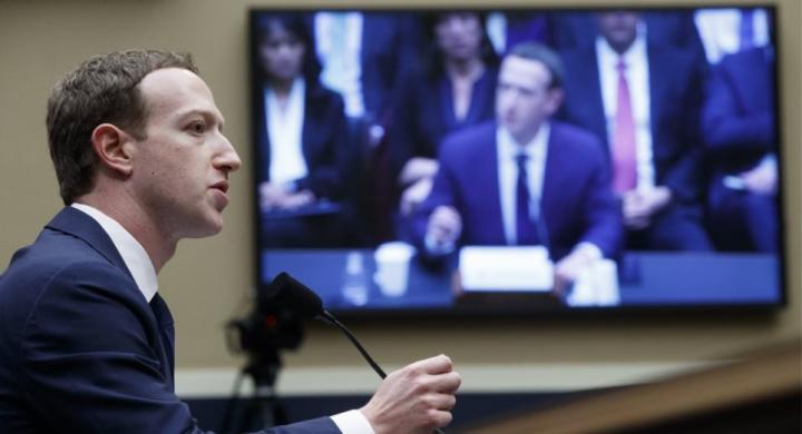 zuckerberg Στο Ευρωκοινοβούλιο ο Ζάκερμπεργκ για το σκάνδαλο Cambridge Analytica