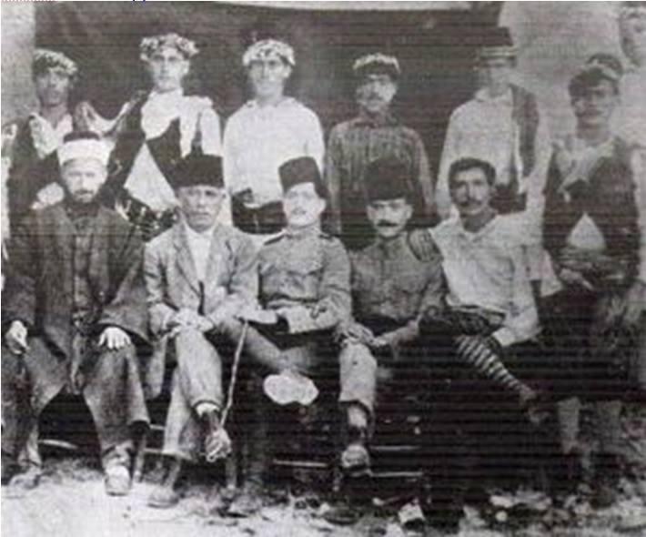 1. Κύπριοι Λινοβάμβακοι.