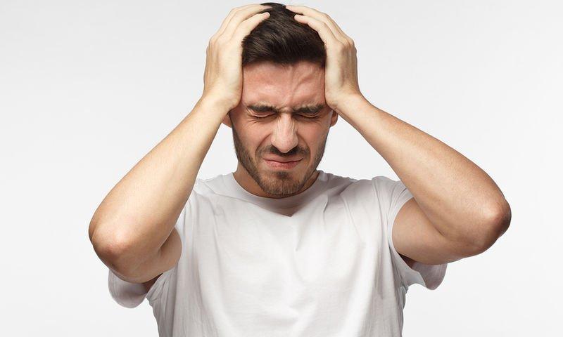 man_headache