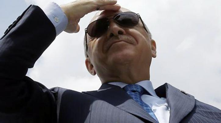 """Γιλντιρίμ: Αν έκανε ό,τι του λένε οι ξένοι, ο Ερντογάν θα ήταν ηγέτης """"στις διαταγές σας"""""""