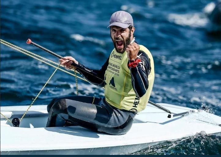 Υποψήφιος για την Επιτροπή Αθλητών της ΔΟΕ ο Παύλος Κοντίδης