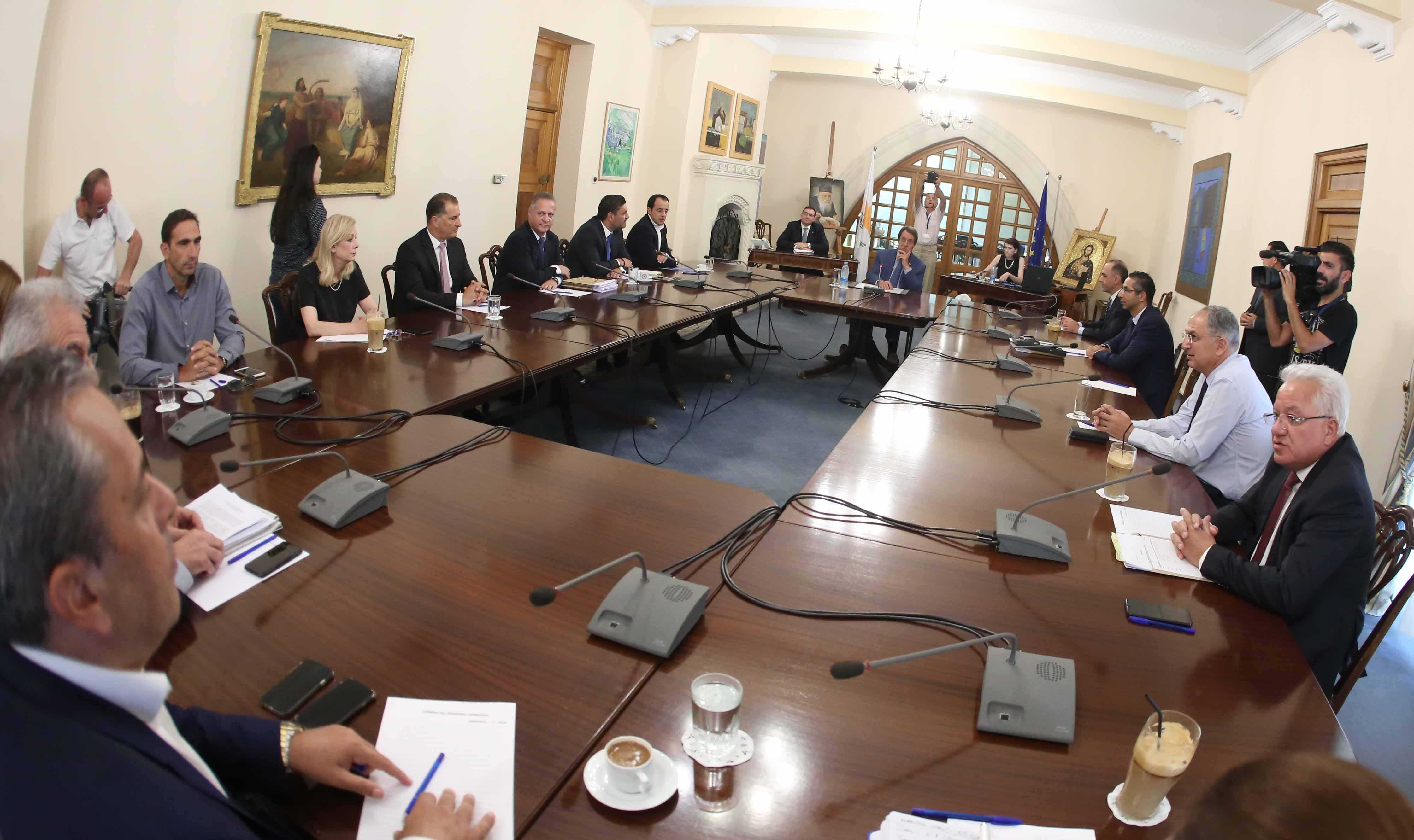 Το Στρατηγικό Πλαίσιο Δημοσιονομικής Πολιτικής 2020-2022 ενέκρινε σήμερα το Υπουργικό