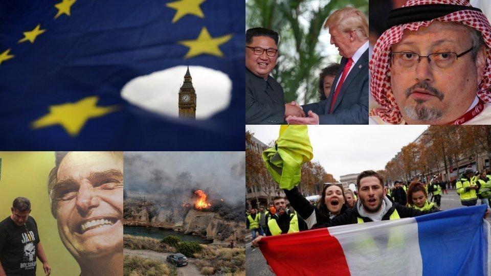 Αποτέλεσμα εικόνας για τα γεγονοτα του 2018