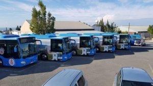 Η κυβέρνηση προσπάθησε να σπάσει την απεργία των οδηγών λεωφορείων στην Πάφο