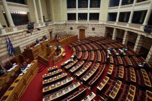 Στις 22 Ιανουαρίου η πρώτη ψηφοφορία στην ελληνική Βουλή για εκλογή Προέδρου της Δημοκρατίας