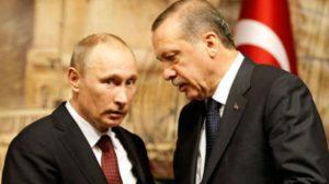 Τι θα ζητήσει ο Πούτιν στη συνάντηση με τον Ερντογάν…