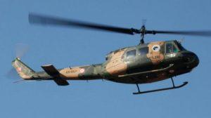 Στρατιωτικό ελικόπτερο συνεντρίβη στην Κωνσταντινούπολη