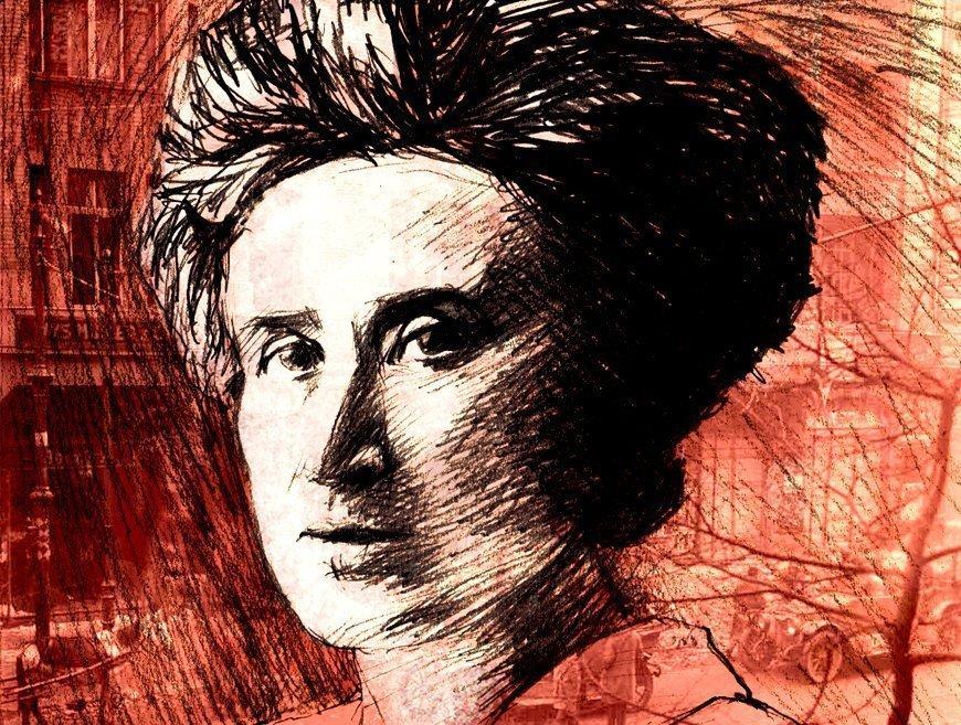 Ρόζα Λούξενμπουργκ - το πάθος για επανάσταση