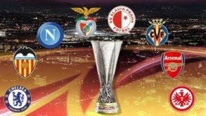 Νάπολι – Άρσεναλ στους «8» (Όλα τα ζευγάρια του Europa League)