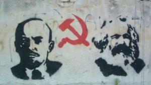 Ο Βλαντιμίρ Λένιν γράφει για τον Καρλ Μαρξ