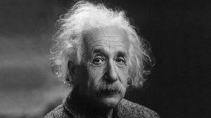 Άλμπερτ Αϊνστάιν 1879 – 1955