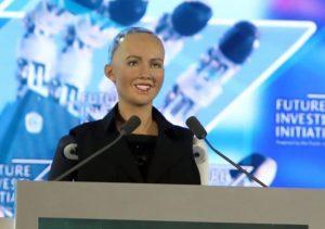 Το ρομπότ Σοφία έρχεται στην Κύπρο, στο πλαίσιο μεγάλου φεστιβάλ για το μέλλον