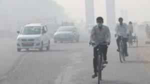 Τέσσερα εκατομμύρια παιδιά με άσθμα κάθε χρόνο λόγω ρύπανσης