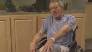 ΗΠΑ: Αγρότης έκοψε το πόδι του για να σώσει τη ζωή του!