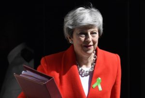 Brexit: Στις 7 Ιουνίου αποχωρεί η Τερέζα Μέι