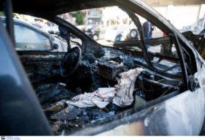 Επιθέσεις εμπρησμού σε τουρκικά διπλωματικά οχήματα στη Θεσσαλονίκη
