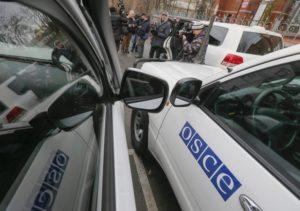 Τσερετέλι: Έτοιμος ο ΟΑΣΕ να βοηθήσει σε διευθέτηση του Κυπριακού